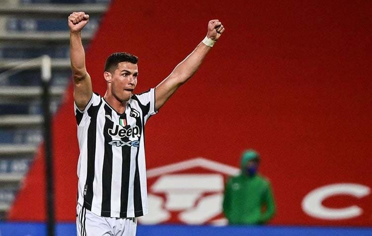No Sign Cristiano Ronaldo Wants To Leave Juventus
