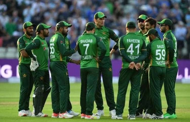 Pakistan announces team for World Cup match against India