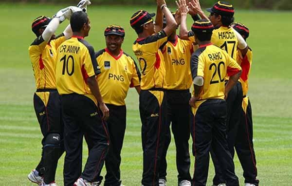 Papua New Guinea T20 World Cup squad
