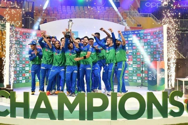 PSL 2021 Final: Highlights Multan Sultans win their first title