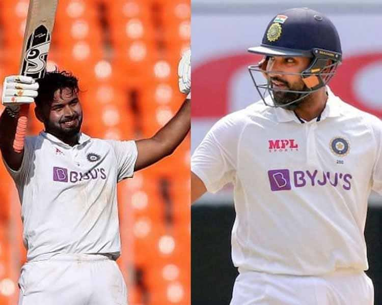 Rishabh Pant, moves to 6th spot in ICC Mens Test Batting Rankings