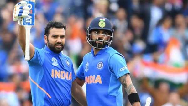 Rohit Sharma may take over white-ball captaincy from Virat Kohli