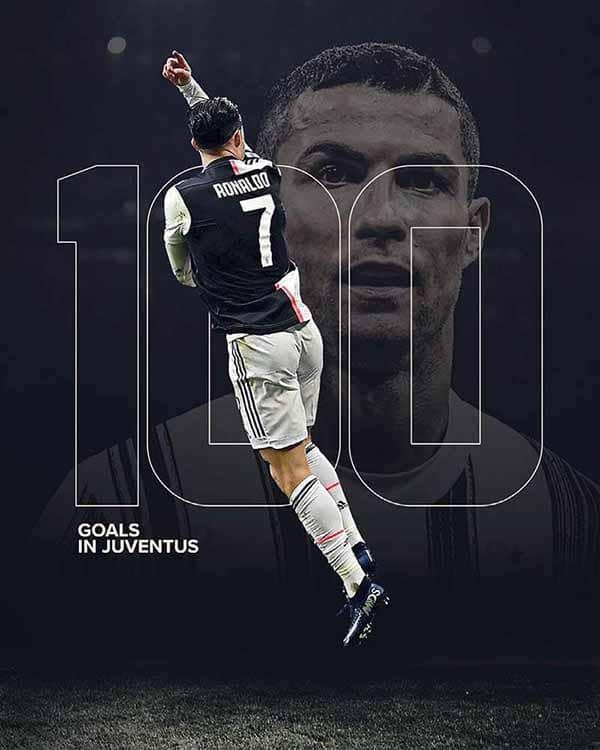 Ronaldo and Dybala bring up 100th Juventus goals