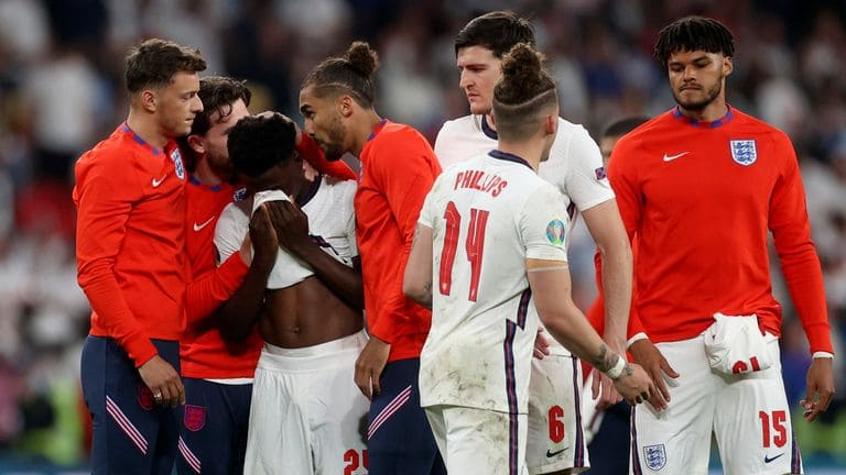 Should Be Ashamed: British PM Boris Johnson On Racial Abuse Of Englands Euro 2020 Team