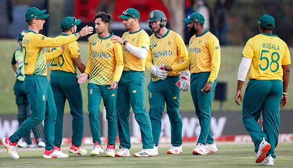 South Africa T20 World Cup squad