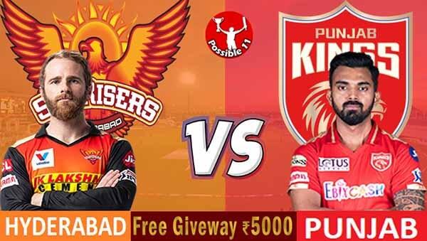 SRH vs PBKS Match Preview, SRH vs PBKS Match Prediction, IPL 2021