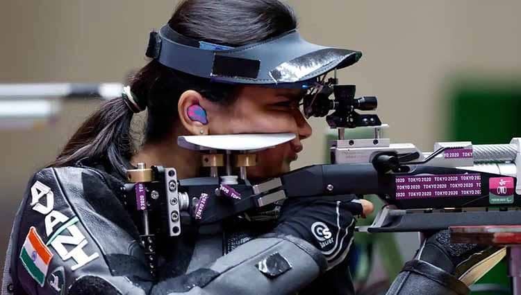 Tokyo Paralympics: Avani Lekhara wins gold medal in shooting