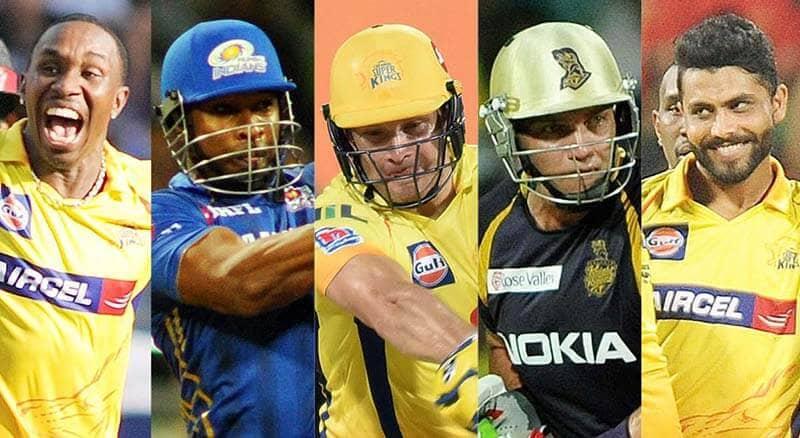 Top 5 Allrounders in IPL History