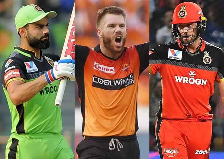Top 5 Batsman in ipl history