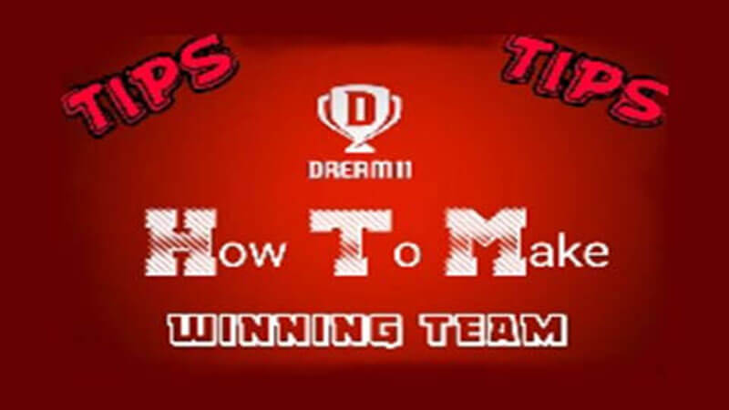 How to Create Winning Teams On Dream11 and other Fantasy Sports Apps