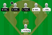 Fantasy ADE vs BRB Baseball Team